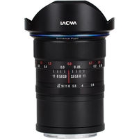 Laowa 12 mm f/2.8 Zero-D černý pro Nikon Z