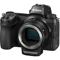 Nikon Z6 + FTZ adaptér