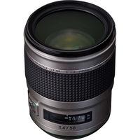 Pentax HD D FA 50 mm f/1,4 SDM AW Silver Edition