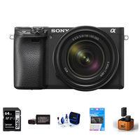 Sony Alpha A6400 + 18-135 mm OSS - Foto kit