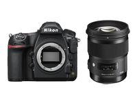 Nikon D850 + Sigma 50 mm f/1,4 DG HSM Art