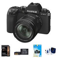 Fujifilm X-S10 + 18-55 mm černý - Foto kit