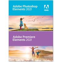 Adobe Photoshop Elements + Premiere Elements 2021 MP ENG FULL