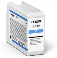 Epson Singlepack T47A2 UltraChrome azurová