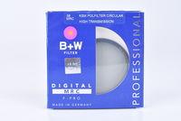 B+W polarizační cirkulární filtr Käsemann HTC MRC F-PRO DIGITAL 58 mm bazar