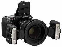 Nikon makro zábleskový kit SB-R1