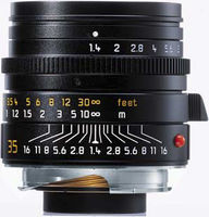 Leica 35 mm f/1,4 ASPH SUMMILUX-M