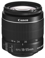 Canon EF-S 18-55 mm f/3,5-5,6 IS II
