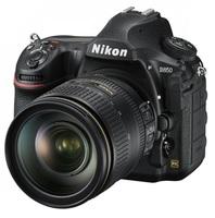 Nikon D850 + 24-120 mm VR