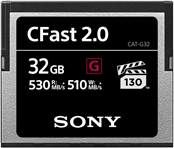 Sony 32GB CFast 2.0 530 MB/s VPG130