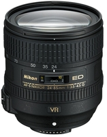 Nikon 24-85 mm f/3,5-4,5 G AF-S NIKKOR ED VR II