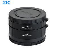 JJC sada mezikroužků 10 mm/16 mm pro Sony E