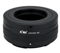 JJC adaptér z M42 na Nikon Z
