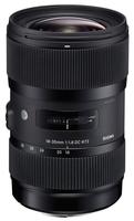Sigma 18-35 mm f/1,8 DC HSM Art pro Nikon