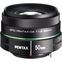 Pentax DA 50 mm f/1,8 SMC