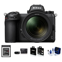 Nikon Z7 II + 24-70 mm - Foto kit