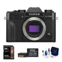Fujifilm X-T30 tělo černý - Základní kit