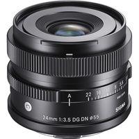Sigma 24 mm f/3,5 DG DN Contemporary pro Sony FE