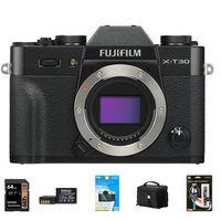 Fujifilm X-T30 tělo černý - Foto kit