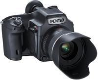 Pentax 645Z + D FA 645 55 mm f/2,8 SDM AW