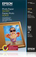Epson Photo Paper Glossy A4, 50 listů