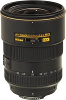 Nikon 17-55 mm f/2,8 AF-S DX ZOOM-NIKKOR IF-ED s LC-77 / HB-31 / LF-1 / CL-1120