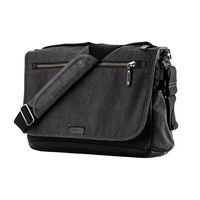 Tenba Cooper 15 Slim Camera Bag Grey Canvas