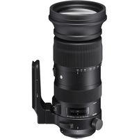 Sigma 60-600 mm f/4,5-6,3 DG OS HSM Sport pro Nikon F (FX)