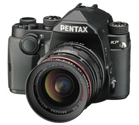 Pentax KP tělo + 20-40 mm černý