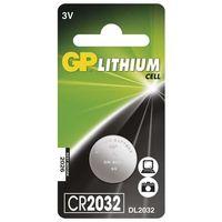 GP baterie CR2032