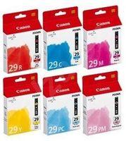 Canon cartridge PGI-29 C/M/Y/PC/PM/R Multipack