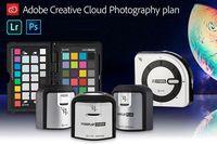 Adobe Creative Cloud plán pro digitální fotografii na rok zdarma