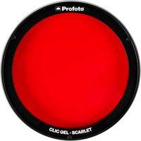 Profoto Clic Gel Scarlet
