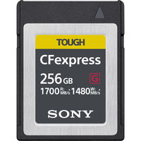 Sony Tough CFexpress Typ B 256GB