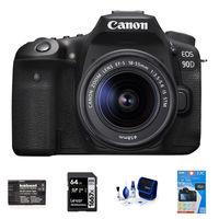 Canon EOS 90D + 18-55 mm IS STM - Foto kit