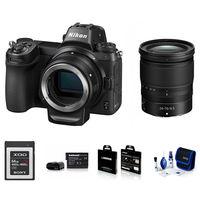 Nikon Z6 II + 24-70 mm + FTZ adaptér - Foto kit