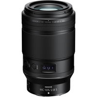 Nikon Z 105 mm f/2,8 VR S MC