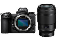 Nikon Z6 II + Z 105 mm