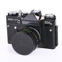 Zenit EM + 58 mm bazar