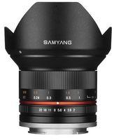 Samyang 12 mm f/2,0 NCS CS pro Sony E