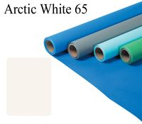 Fomei papírové pozadí 2,7x25m arctic white