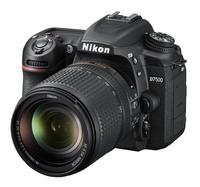 Nikon D7500 + 18-140 mm VR