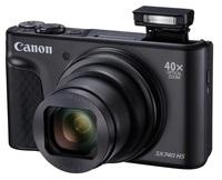 Canon PowerShot SX740 HS černý - Zánovní!