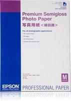 Epson Premium Semigloss Photo Paper A2, 25 listů