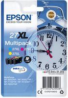 Epson Multipack T27154012 27 XL DURABrite - 3 barvy