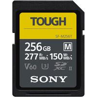 Sony SDXC Tough SF-M 256GB V60 U3 UHS-II