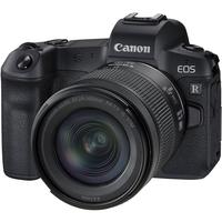 Canon EOS R + RF 24-105 mm f/4-7,1 STM