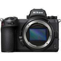 Nikon Z7 II + FTZ adaptér