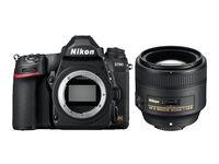 Nikon D780 + 85 mm f/1,8 G