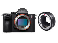 Sony Alpha A7R III A + MC-11